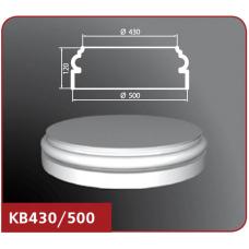 Полуколонна база КВ430/500