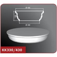 Полуколонна капитель КК330/430