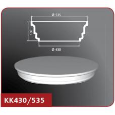 Полуколонна капитель КК430/535