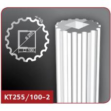 Полуколонна КТ255/100-2
