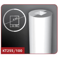 Полуколонна КТ255/100